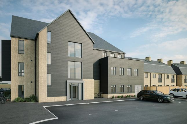 Thumbnail Flat for sale in Plot 19, Drovers Place, Huntingdon