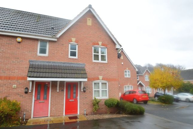Thumbnail Semi-detached house to rent in Marsden Close, Nottingham