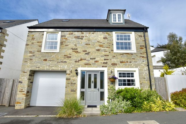 Thumbnail Detached house for sale in Chygoose Drive, Truro