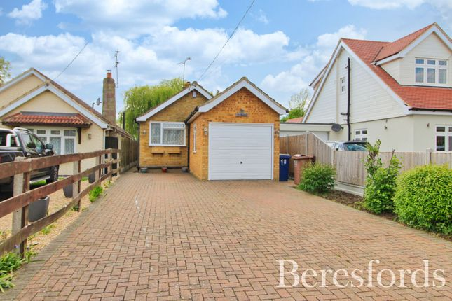 3 bed detached bungalow for sale in Church Lane, Bulphan, Upminster, Essex RM14