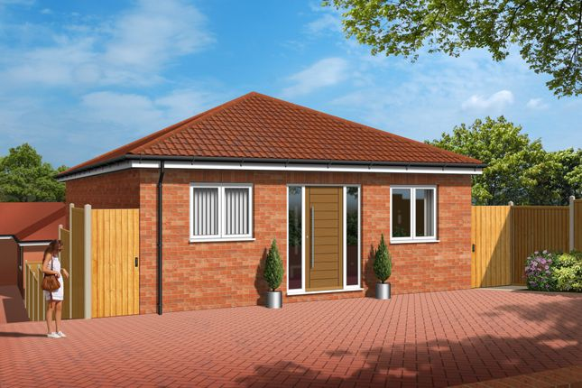 Thumbnail Bungalow for sale in New Road, Mapplewell, Barnsley
