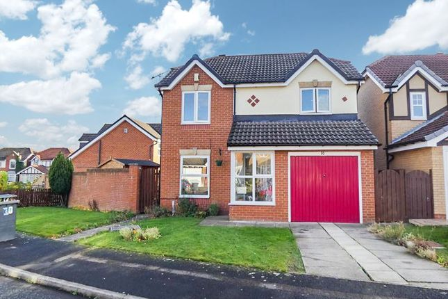 Thumbnail Detached house for sale in Calf Close Drive, Jarrow