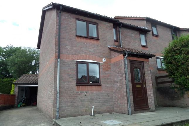Thumbnail Semi-detached house to rent in 52 Chandlers Reach, Pontypridd