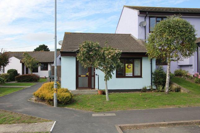 Thumbnail Semi-detached bungalow for sale in Bishops Court, Bishopsteignton, Teignmouth