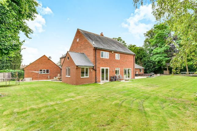 Thumbnail Detached house for sale in Kneesworth Street, Royston