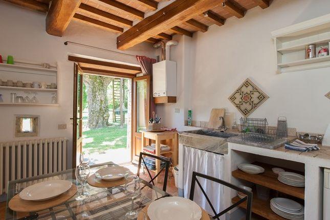 Mill Kitchen of Casa Molino, Anghiari, Tuscany