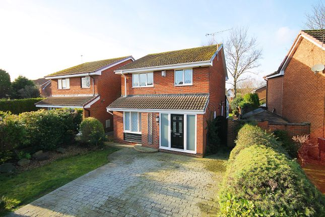 Thumbnail Detached house for sale in The Park, Penketh, Warrington