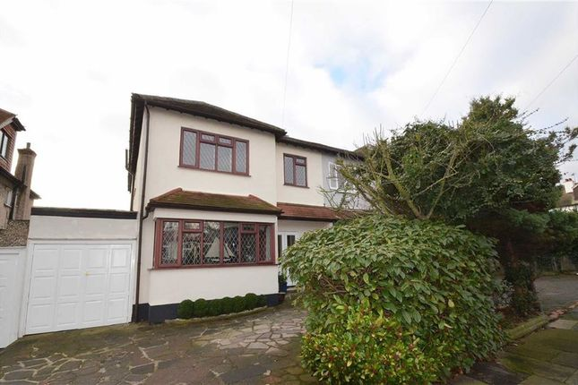 4 bed semi-detached house for sale in Western Road, Leigh-On-Sea, Essex