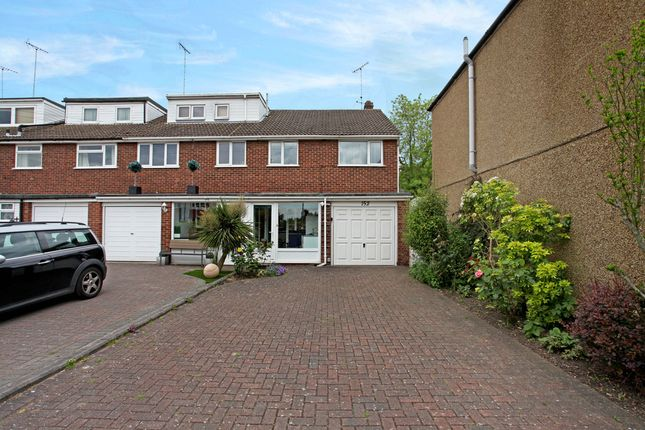 Thumbnail End terrace house for sale in Park Road, Kingston Upon Thames