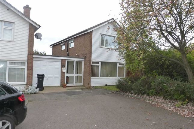 Thumbnail Link-detached house to rent in Fir Park, Harlow, Essex