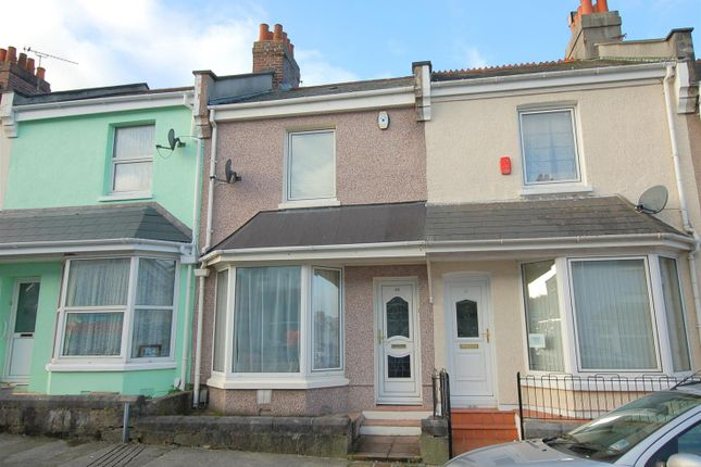 Thumbnail Terraced house for sale in Renown Street, Keyham, Plymouth