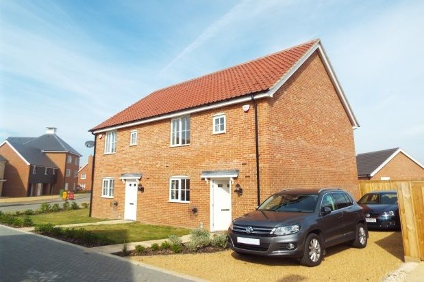 Thumbnail Property to rent in Baileys Loke, Stalham, Norwich