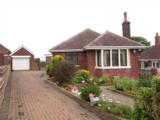 Thumbnail Bungalow for sale in Ashley Close, Blackpool