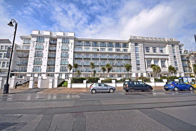 1 bed flat for sale in Spectrum Apartments, Central Promenade, Douglas IM2
