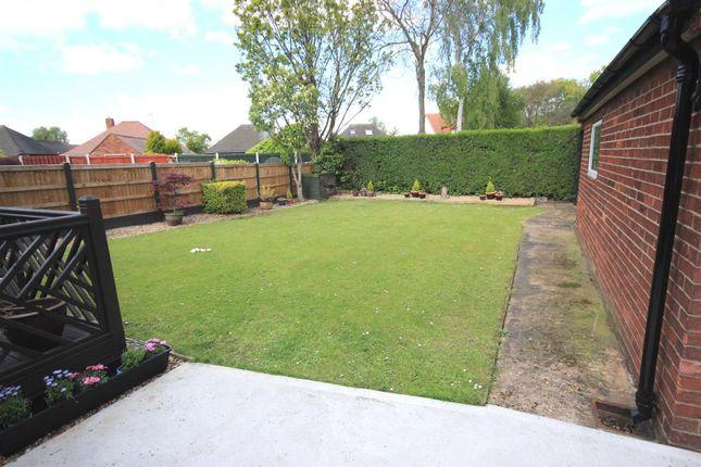 Rear Garden of Bawtry Road, Bessacarr, Doncaster DN4