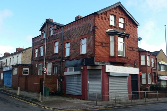 Thumbnail Flat to rent in Linacre Road, Bootle