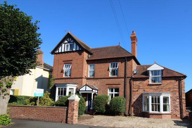 Detached house for sale in Linden Avenue, Kidderminster