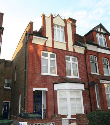 Thumbnail Maisonette for sale in Nelson Road, London