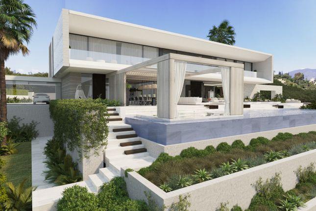 Thumbnail Villa for sale in El Madroñal, Benahavis, Malaga, Spain