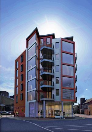Thumbnail Flat for sale in Clarence Street, Leicester