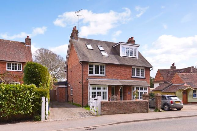 3 bed semi-detached house for sale in The Street, Ewhurst, Cranleigh GU6