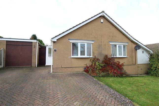 Thumbnail Detached bungalow for sale in Solway View, Kirkbampton, Carlisle, Cumbria