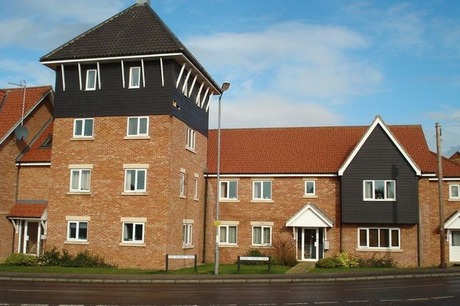 Thumbnail Flat to rent in Old Market Road, Stalham, Norwich