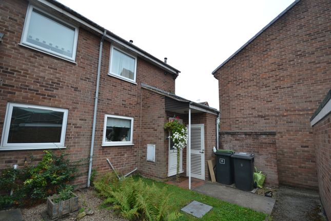 Thumbnail End terrace house to rent in Margarets Court, Bramcote, Nottingham