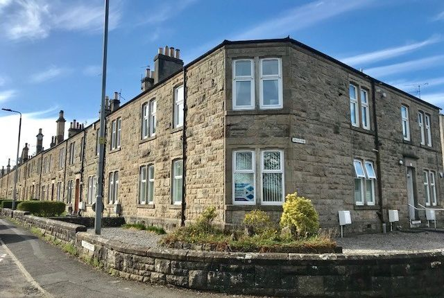 Thumbnail Flat for sale in Lochlip Road, Lochwinnoch