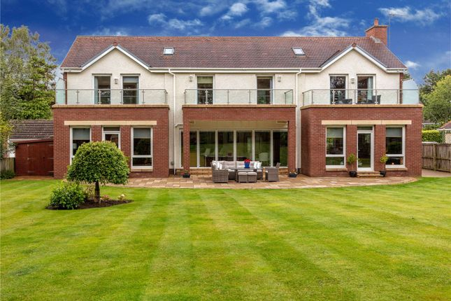 Thumbnail Detached house for sale in Ottoline Drive, Troon, Ayrshire