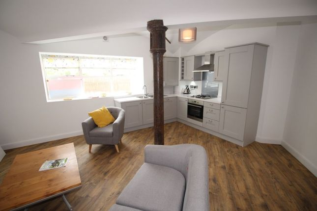 Thumbnail Flat for sale in Hollins Mills Hollins Road, Todmorden