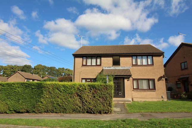 Thumbnail Flat for sale in Tarn Drive, Poole
