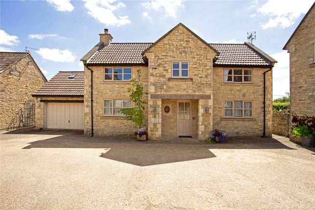 Thumbnail Detached house for sale in Mead View Close, Marshfield