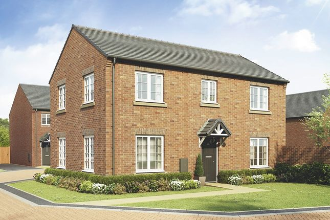 """4 bed detached house for sale in """"The Trusdale - Plot 73"""" at Stumpcross Lane, Pontefract WF8"""