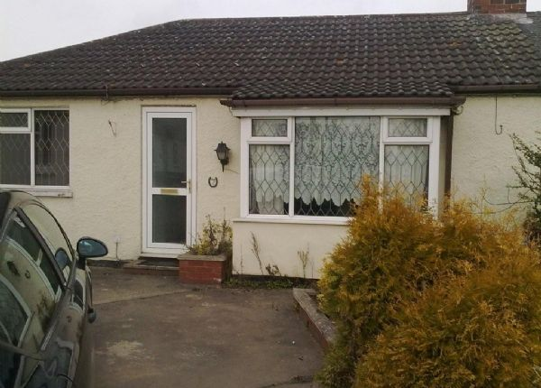 Thumbnail Bungalow to rent in Rivelin Place, Scunthorpe