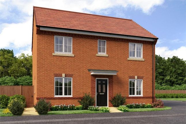 "Thumbnail Detached house for sale in ""Buchan"" at Aberford Road, Wakefield"