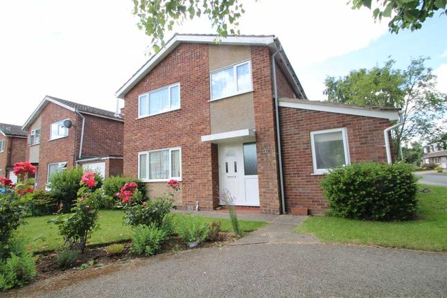 Thumbnail Detached house for sale in The Queech, Capel St. Mary, Ipswich