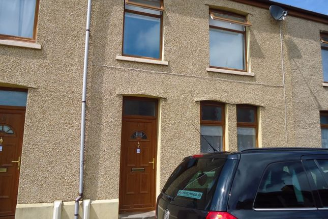 Thumbnail Town house to rent in Glyn Street, Port Talbot