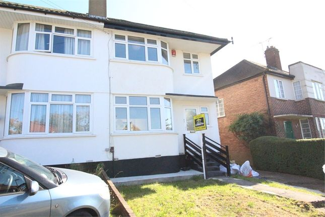 Thumbnail Semi-detached house to rent in Riverdene, Edgware, Middlesex