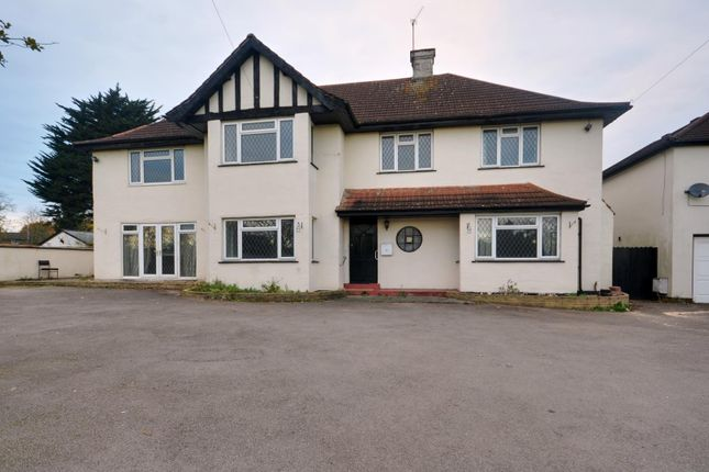 Thumbnail Detached house to rent in Swakeleys Road, Ickenham