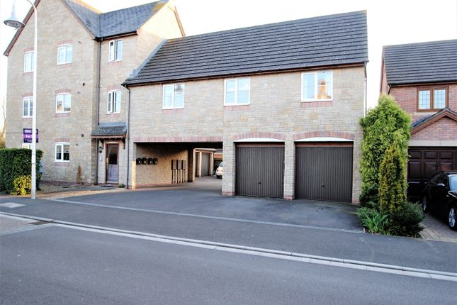 Thumbnail Flat for sale in Jubilee Way, St Georges, Weston Super Mare