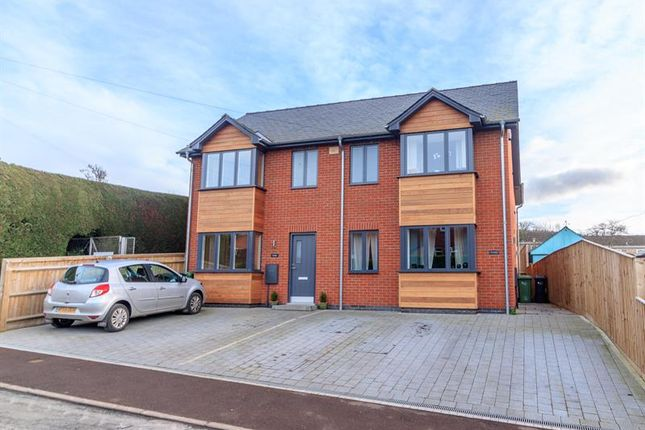 Thumbnail Semi-detached house for sale in Archenfield Road, Ross-On-Wye