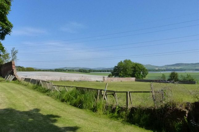 Thumbnail Land for sale in Upper Pitfour, Glencarse Perth, Perthshire
