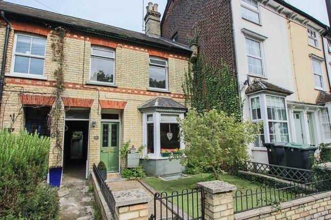 Thumbnail Semi-detached house for sale in Radwinter Road, Saffron Walden