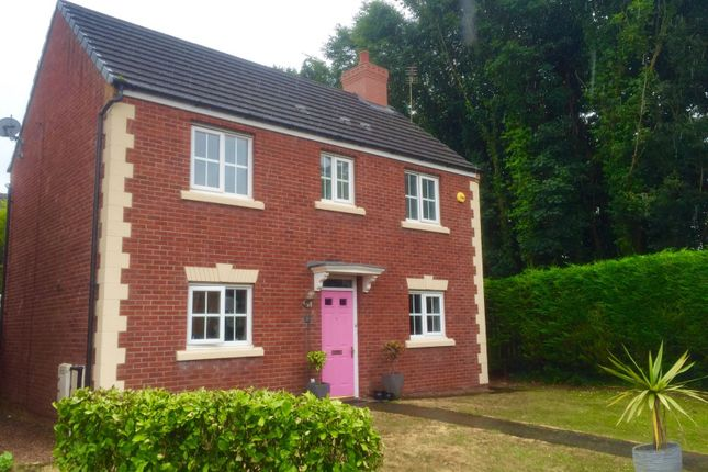 Thumbnail Detached house for sale in Heol Y Cwrt, North Cornelly, Bridgend