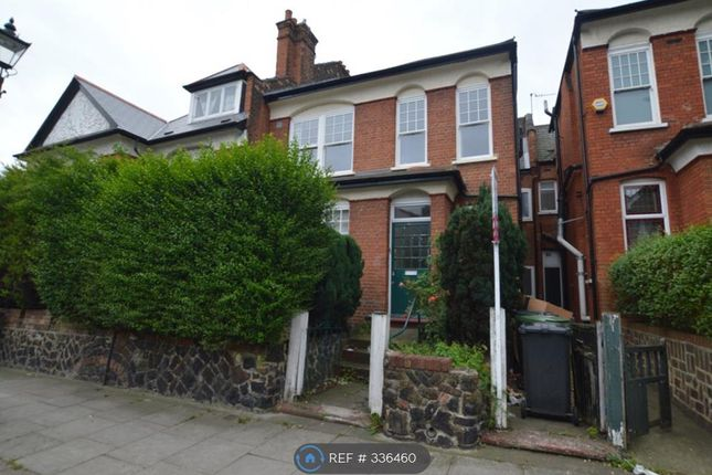 Thumbnail Flat to rent in Earlsthorpe Road, London