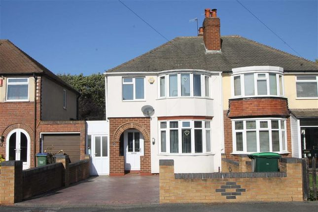 Thumbnail Semi-detached house for sale in Trejon Road, Cradley Heath, West Midlands