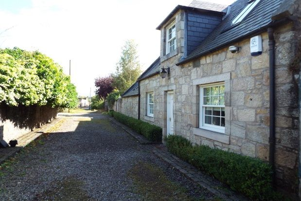 Thumbnail Cottage to rent in The Stables, Park Terrace, Stirling