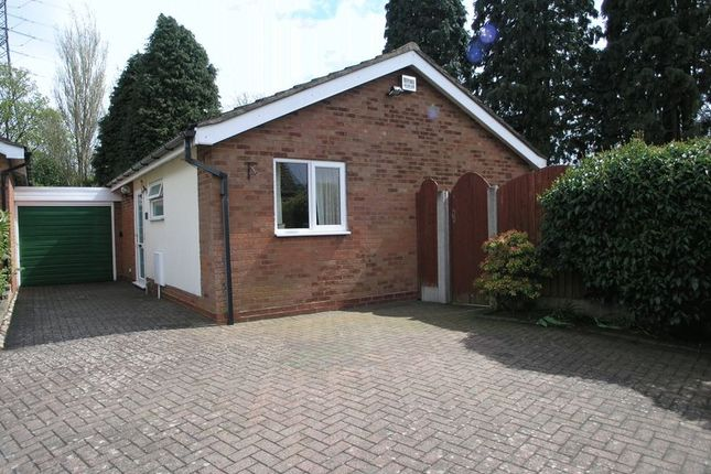 Thumbnail Bungalow for sale in Chantry Drive, Halesowen