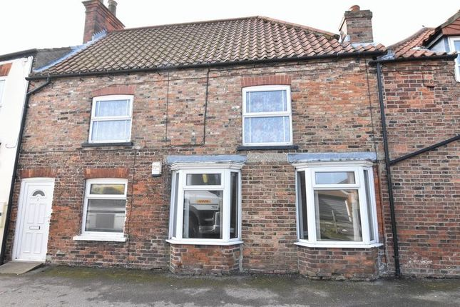 Thumbnail Flat for sale in Hallgarth, Marshchapel, Grimsby